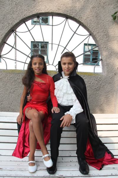 Felizia I. und David I.