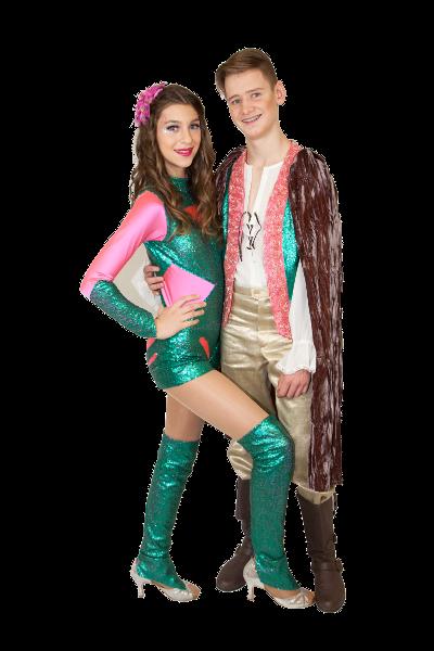 Nina III. und Lukas III.