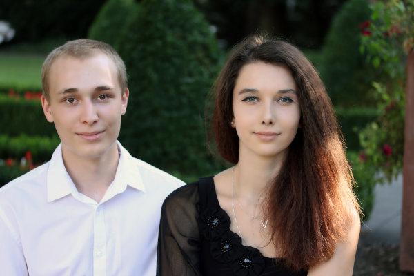 Jasmin I. & Stefan I.